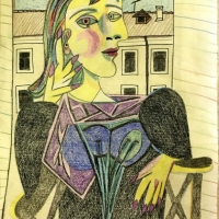 3 Picasso by Gelli
